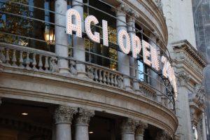xy en el AGI OPEN BCN